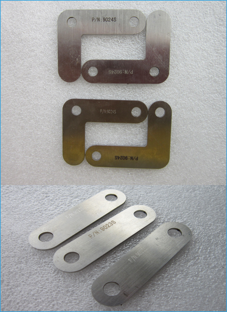laser marking and engraving on metal