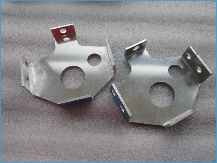 laser cut and sheet metal bending