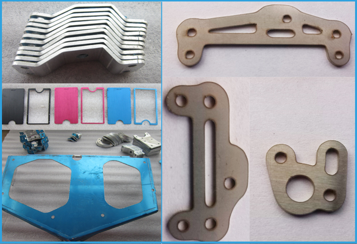 sheet metal laser cutting and bending