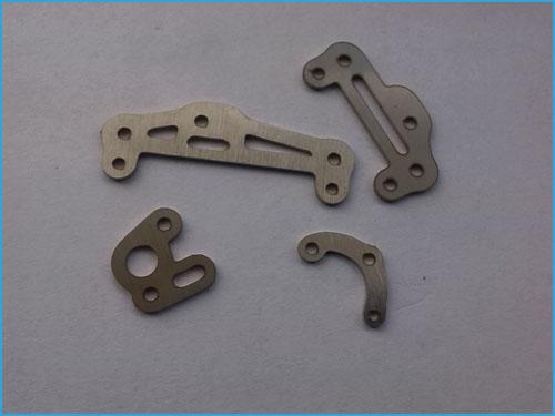 laser cut components