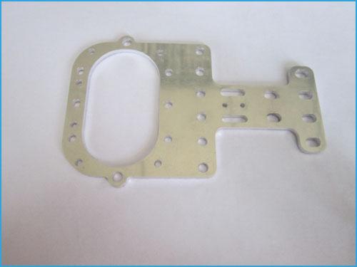 sheet metal laser cut service